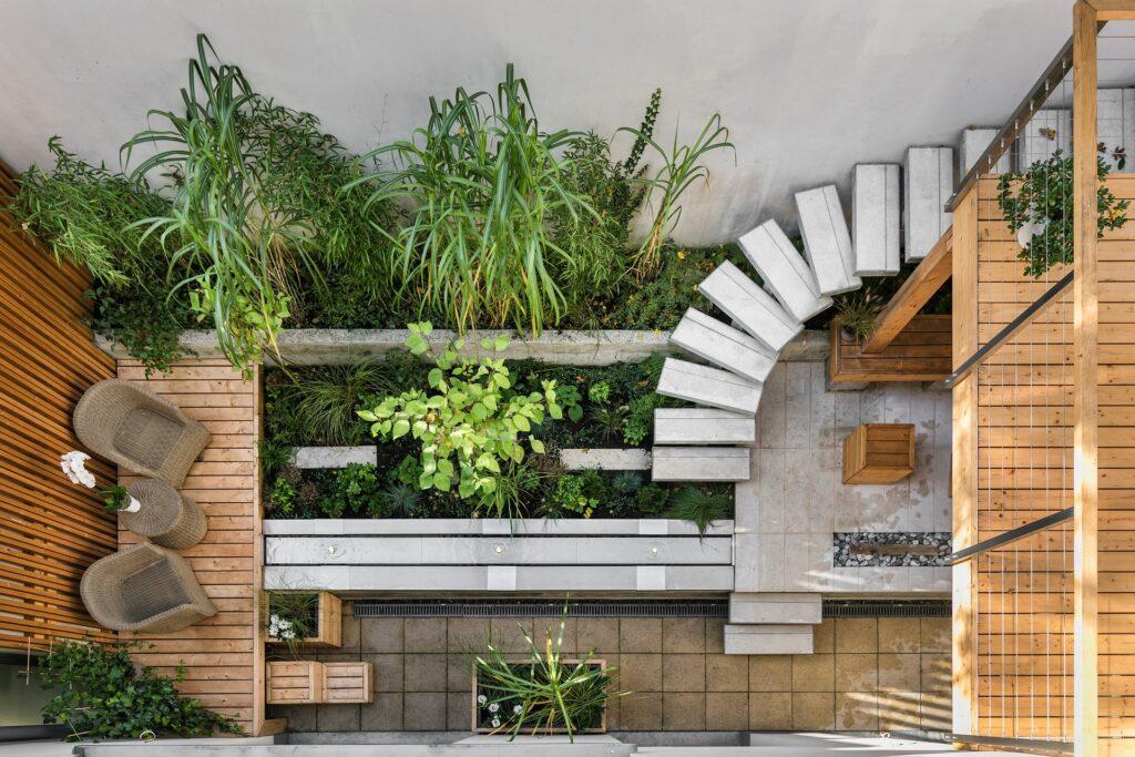 modern patio design