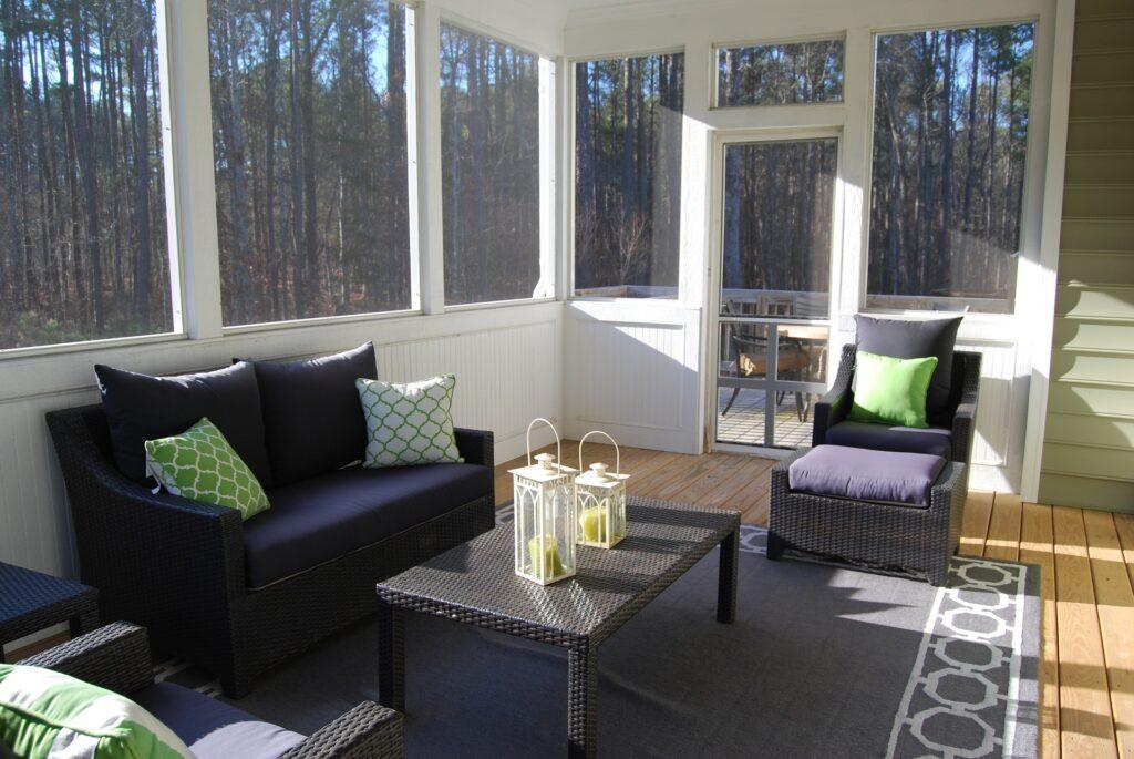 sunroom patio ideas