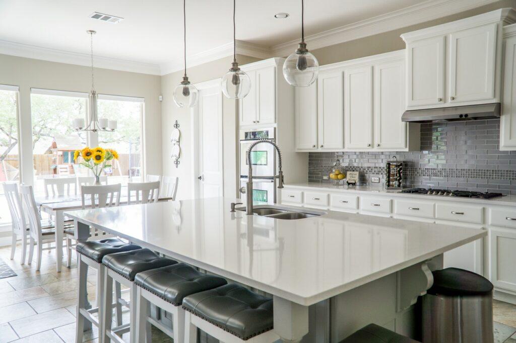 why repair kitchen countertops