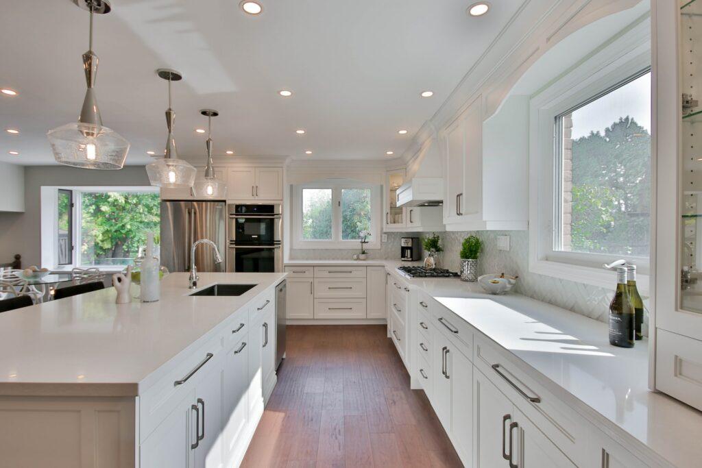 DIY kitchen countertop cost