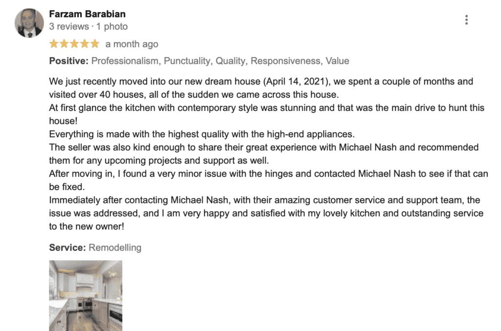 Michael Nash Design, Build & Homes reston va