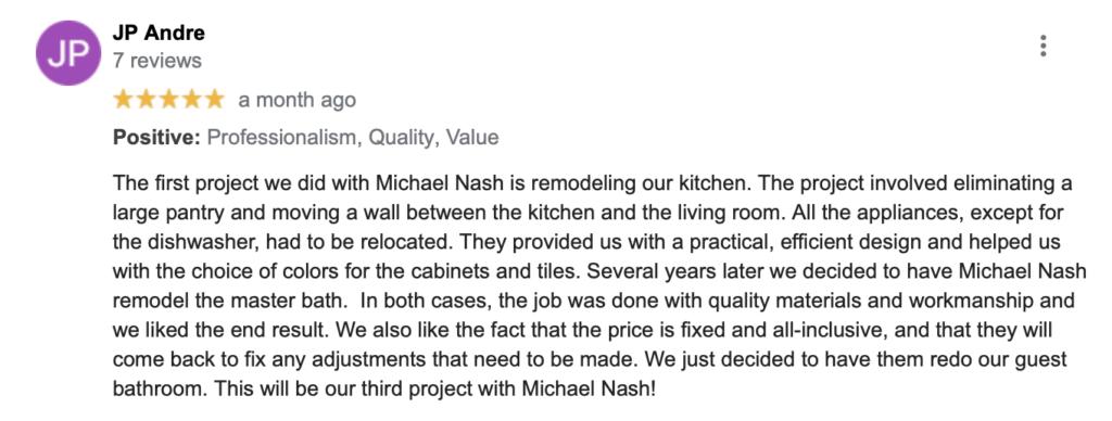 Micheal Nash Design, Build & Homes vienna md