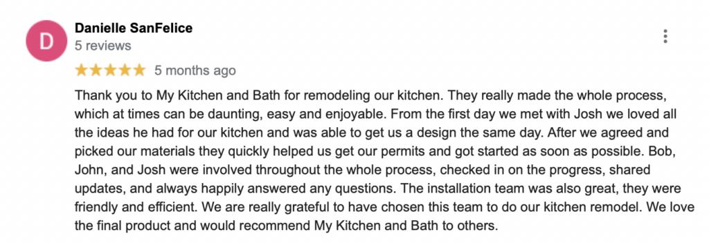 My Kitchen & Bath Reston va
