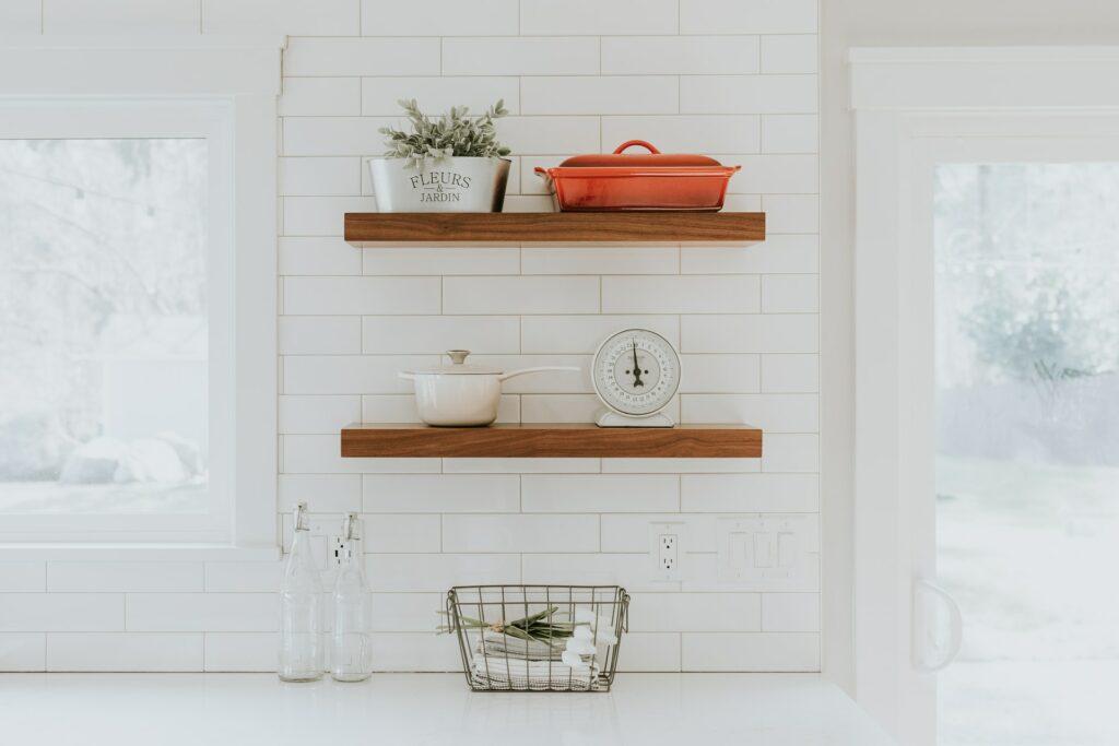 boho kitchen wall decor ideas