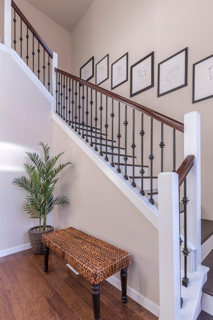 home stairs DIY update