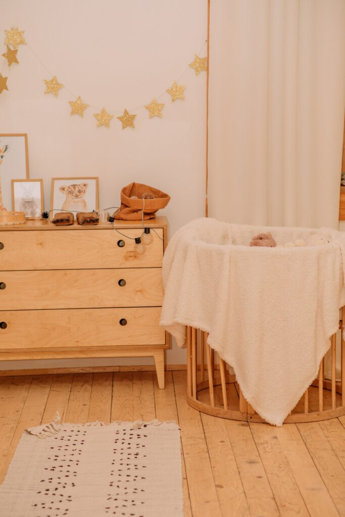 how to design a gender-neutral nursery
