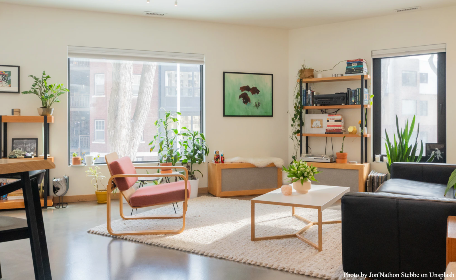 how to organize your living room