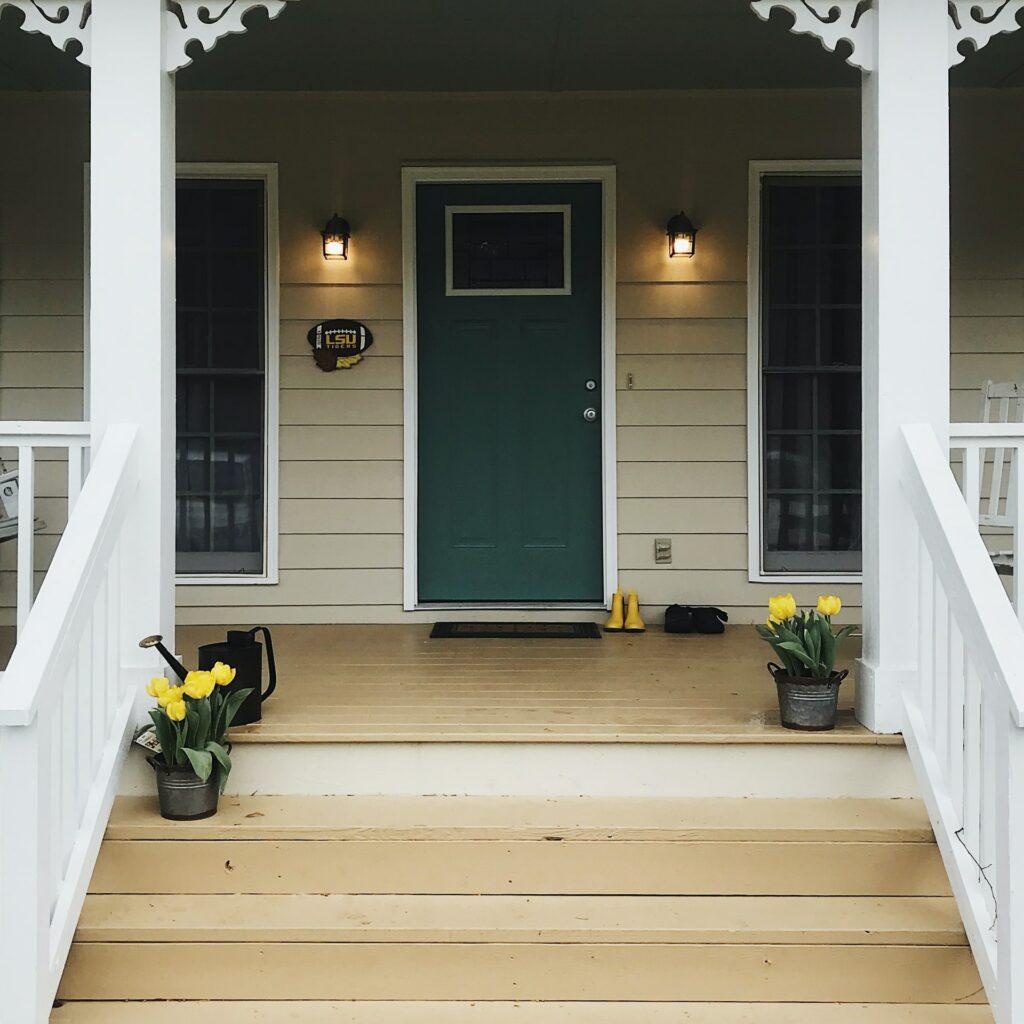 new front door design