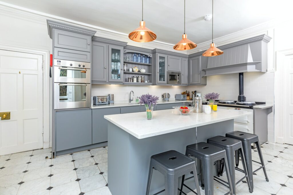 refinish kitchen cabinets