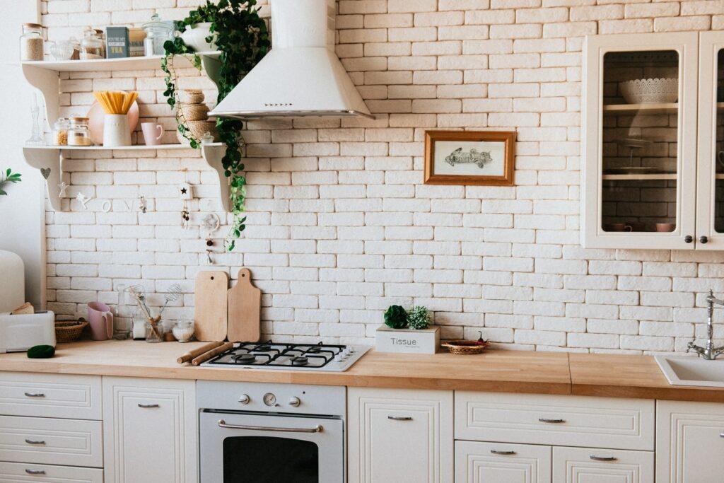rustic boho kitchen remodel ideas
