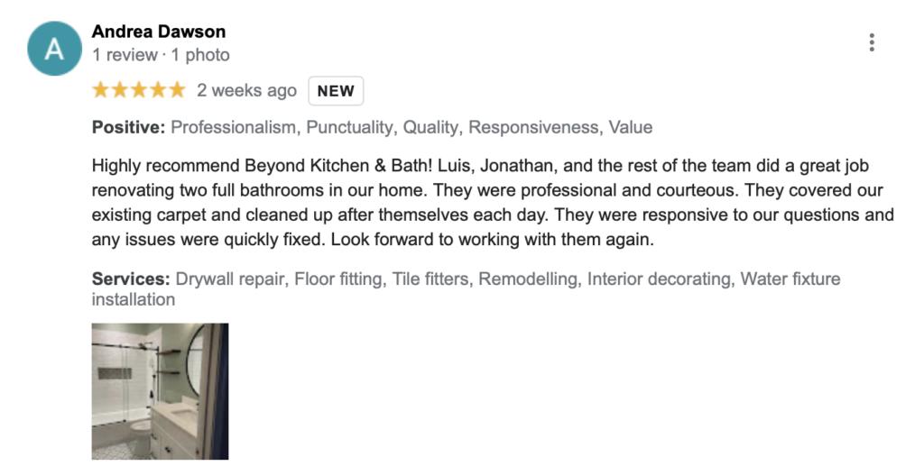 Beyond Kitchen And Bath Remodeling laurel md