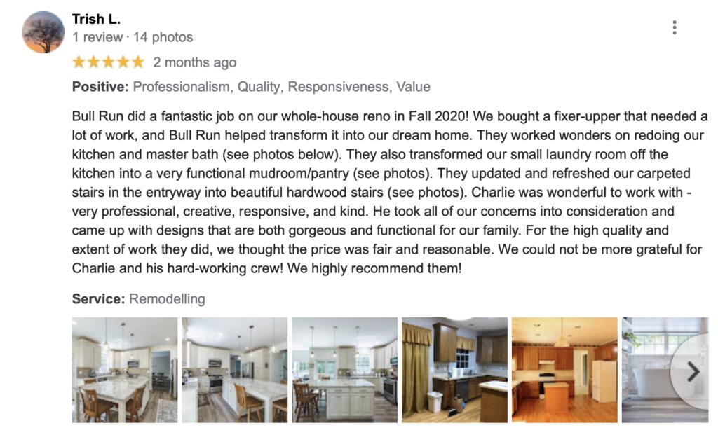 Bull Run Kitchen & Bath Manassas VA