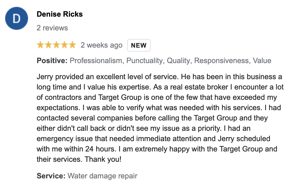 Target Group General Contracting LLC Cheasapeake