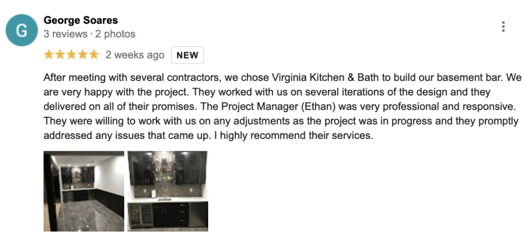 Virginia Kitchen and Bath Manassas
